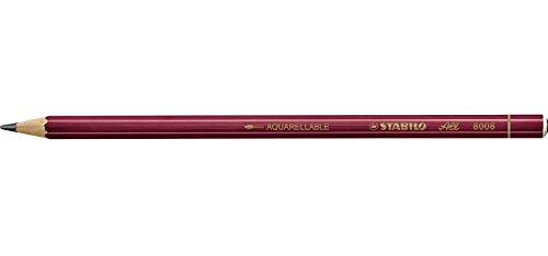 Stabilo 8008 Graphite All Pencil Pack of 12