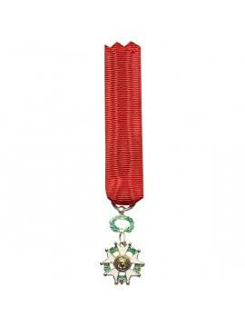 DMB PRODUCTS - Medaille Reduction Chevalier Legion D Honneur BR Argent - DEMRC0LGHON