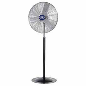 Deluxe Oscillating Pedestal Fan, 30