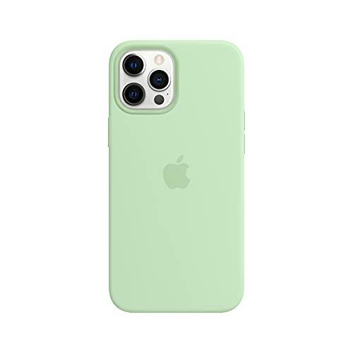 Apple Custodia MagSafe insilicone (per iPhone 12 Pro Max) - Pistacchio