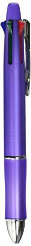 Pilot Multi Function Pen Dr. Grip, 0.5mm Acro Ink Ballpoint Pen, 0.5mm Mechanical Pencil, Lavender (BKHDF1SEF-LA)