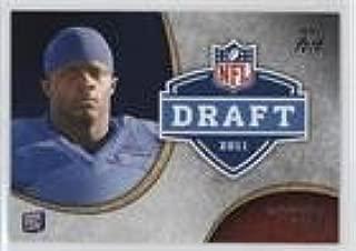 Randall Cobb (Football Card) 2011 Topps Rising Rookies - NFL Draft #DR-RC