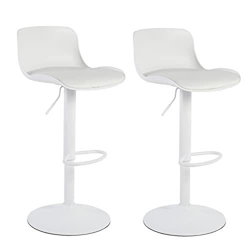 banco blanco de la marca FurnitureR