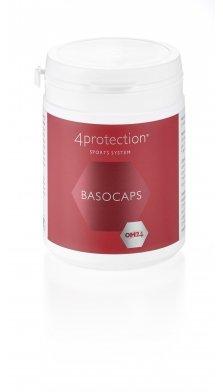 4protection BasoCaps 120 Kapseln aus basischen Mineralsalzen, Eisen und zellstabilisierendem OM24®