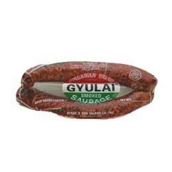 Bende Original Hungarian Brand Smoked Sausage Mild 2...
