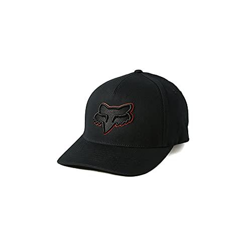 Fox Racing Epicycle Flexfit 2.0 Hat Black/Orange