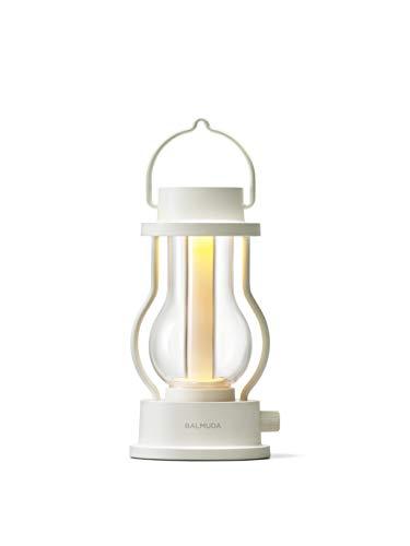 バルミューダ LEDランタン BALMUDA The Lantern L02A (ホワイト)