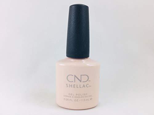 cnd at home gel nail kits CND Shellac Gel Nail Polish, Long-lasting NailPaint Color with Curve-hugging Brush, Pink/Rose/Fuchsia Polish, 0.25 fl oz