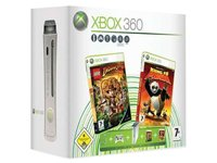 Xbox 360 - Konsole Pro mit 60 GB Festplatte inkl. Lego Indiana Jones + Kung Fu Panda