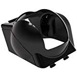 Mavic Pro Camera Lens Sunshade Lens Hood Anti-Glare Gimbal Protector for DJI Mavic Pro,Black