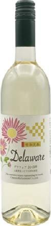シャトー勝沼 収穫デラウェア [ 白ワイン 9.5 甘口 ライトボディ 日本 山梨県 750ml 瓶 ]
