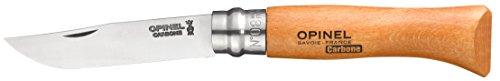 Opinel Carbon Steel Folding Pocket Knife