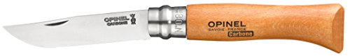 Opinel Carbon Steel Folding Pocket Knife