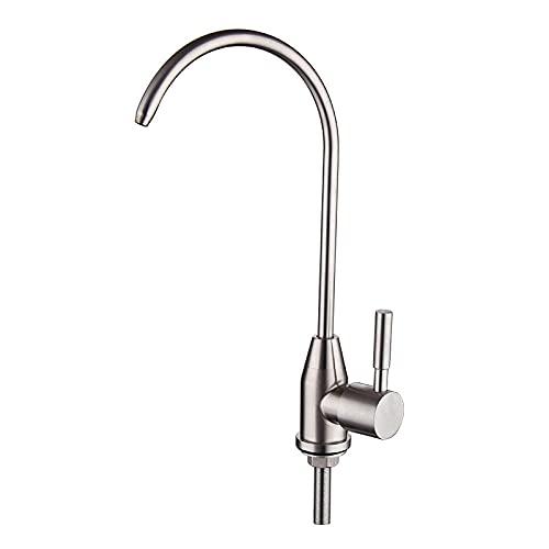 Grifo de filtro de agua de cocina, grifo de ósmosis inversa, grifo de ósmosis, sistema de agua potable para sistema de ósmosis