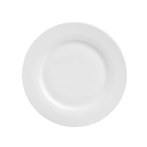 Secret de Gourmet - Lot de 6 Assiettes Porcelaine\