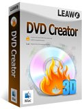 Leawo DVD Creator MAC Vollversion (Product Keycard ohne Datenträger) - Lebenslange Lizenz-