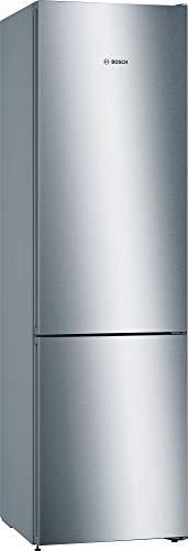 Bosch KGN39VIEA - Frigorífico Combi, Libre Instalación, Serie 4, Altura 2,03m, Inox