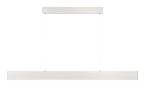 Lucide RAYA LED - Suspension - LED Dim. - 1x50W 2700K - Blanc