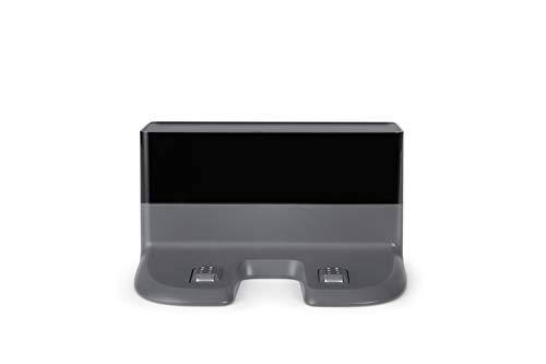 Ecovacs Ladestation kompatibel mit EcovacsOZMO T8/ 920/ 950 Serie Wisch-und Saugroboter, D-CD01-2012, schwarz-grau