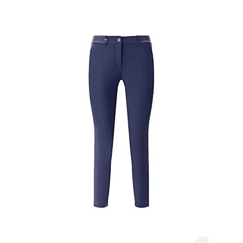 Chervo Selena - Pantaloni da golf da donna, Blu scuro, 42