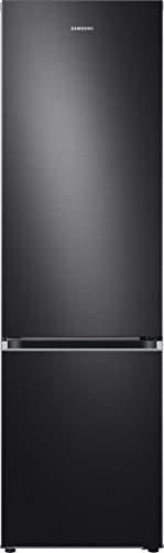 Samsung RL38T603DB1/EG Kühl-/Gefrierkombination, 203 cm Höhe, 390 L, Premium Black Steel, No Frost +, Space Max
