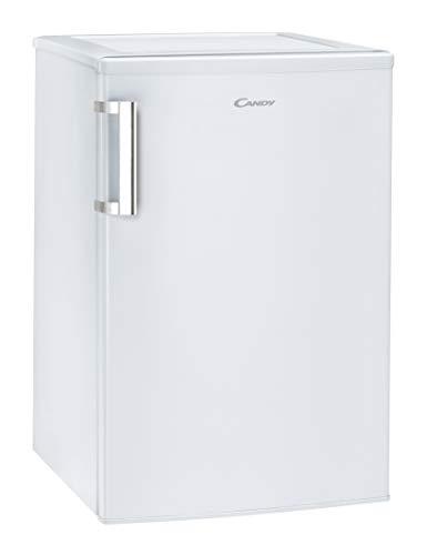 Candy CCTLS 542WHN, Mini-Kühlschrank ohne Gefrierfach, 127 Liter, 39 dBA, LED-Beleuchtung, Breite: 55 cm, Weiß