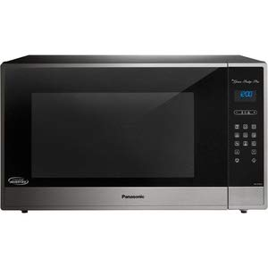 Panasonic-Small Appliances NN-SE985S Microwave Oven - Single - 24 in. Width - 16.46 gal Capacity - Microwave - Built-in Installation - Countertop - Stainless Steel