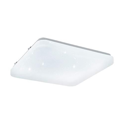 EGLO FRANIA-S para Pared/Techo, 11.5 W, Blanco, 28 x 28 cm