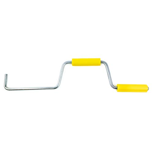 DC Cargo Mall Easy Speedy Hand Roller for Winding Up Winch Straps | 18