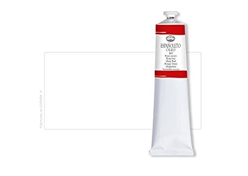 Lienzos Levante Óleo Españoleto, Tubo de 200 ml, 313 Rojo oscuro