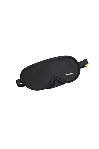Samsonite Global Travel Accessories - Schlafmaske und Ohrstöpsel, 20 cm, Schwarz (Black)