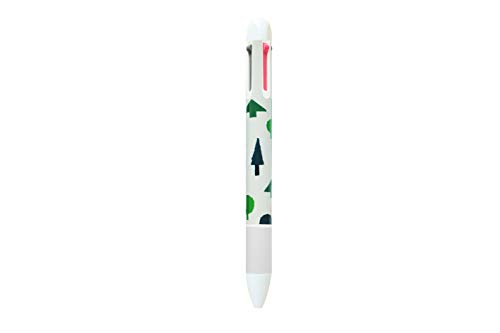 [LIVEWORK] Illust 4color ball-point イラスト4カラーボールペン 4色 ボールペン イラスト かわいい 0.3�o (ボンボヤージュ)