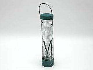 COOLMP - 1x - Mangeoire pour Oiseaux à Suspendre PVC 28cm