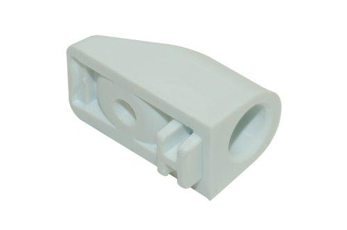 Bauknecht Diplomat Ikea Whirlpool Charnière pour réfrigérateur congélateur Pièce d'origine : 481241718788.