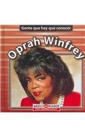 Oprah Winfrey: Gente Que Hay Que Conocer (Spanish Edition)