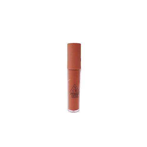 [3CE] ソフトリップロッカー海外直送品 Soft Lip Lacquer (Tawny Red) [並行輸入品]