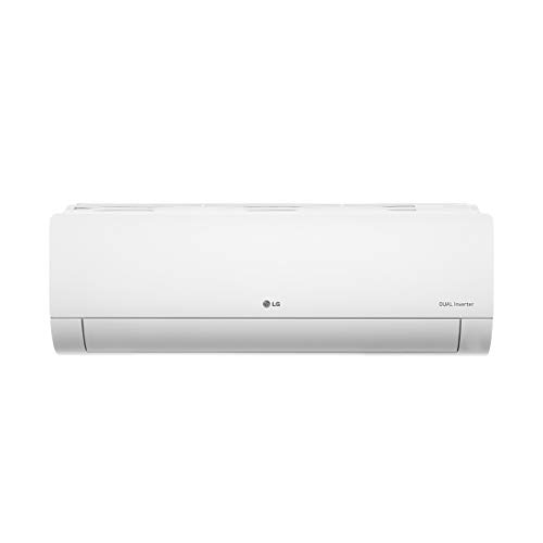 LG 1.5 Ton 5 Star Dual Inverter Split AC (Copper, 2019 Mode, lKS-Q18HNZD , White)