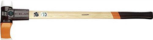 Spalthammer L. 850mm Simplex Hickorystiel 4100g mit Stielschutz