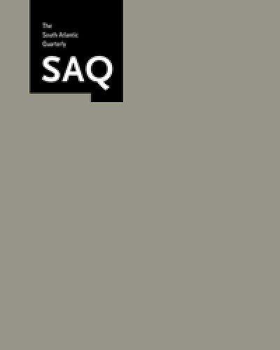 Michel de Certeau in the Plural, Volume 100: Special Issue of South Atlantic Quarterly