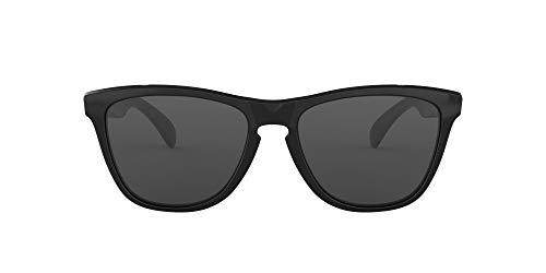 Oakley 0OO9013 Gafas de sol, Polished Black, 54 Unisex-Adulto