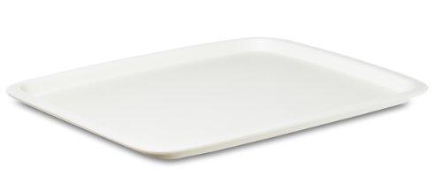 Rosti Mepal Plateau rectangulaire 42,5 cm x 33 cm Blanc