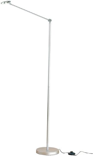 "Lunartec Energiespar-Stehlampe ""Ophelia Lounge"" mit 3 Watt Extreme-LED"