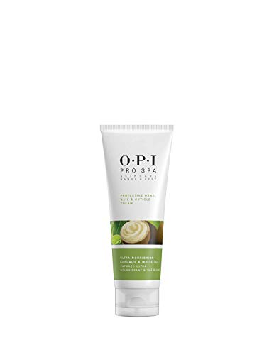 OPI ProSpa Hand, Nail & Cuticle Cream – Feuchtigkeitscreme für Hände, Nägel und Nagelhaut – Kräftigt brüchige Nägel – ASP01 – 50 ml
