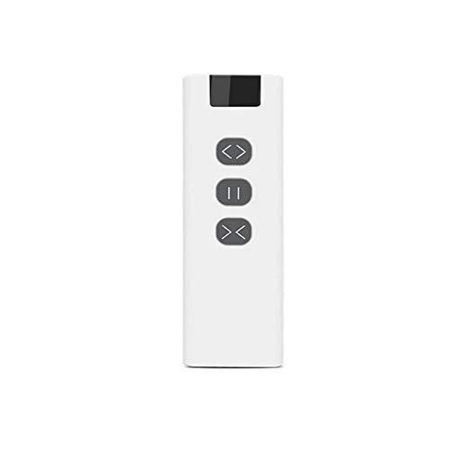 Módulo de interruptor de cortina del obturador con persiana enrollable WiFi RF...