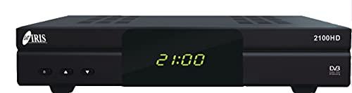IRIS 2100 HD el Nuevo 9800 y 9850 con Las características del 2000