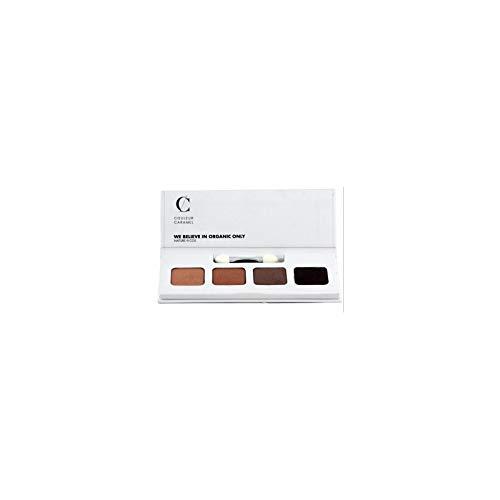 Couleur Caramel Bio Palette Regard Sublime Edition Limitée 4 Fards à Paupières n°48
