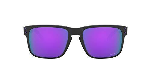 Oakley Herren Holbrook Sonnenbrille, Schwarz, XL