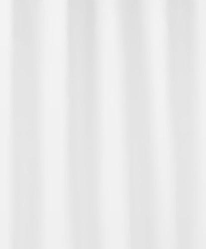 Kleine Wolke x Duschvorhang, Polyester, schneeweiß, 120 cm x 200 cm