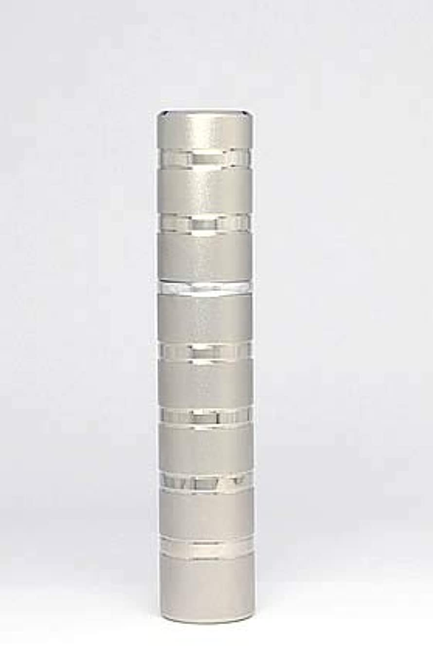 起きているたるみ高架パースメタルアトマイザーハンドワーク リングダイヤカット ロジウム