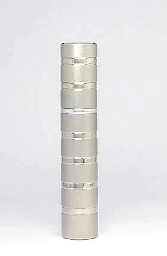 個性スチュワード複雑パースメタルアトマイザーハンドワーク リングダイヤカット ロジウム